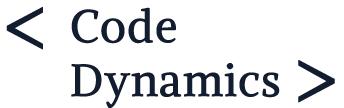 Code Dynamics